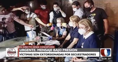 EPP extorsiona a familiares de secuestrados y pide liberación de líderes presos