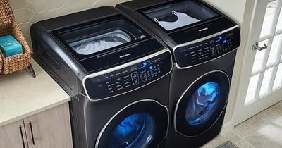 La Nación / Las lavasecarropas Samsung eliminan hasta el 99% de las bacterias y alérgenos