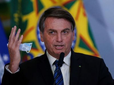 Bolsonaro debe prestar declaración presencial por denuncias de Moro