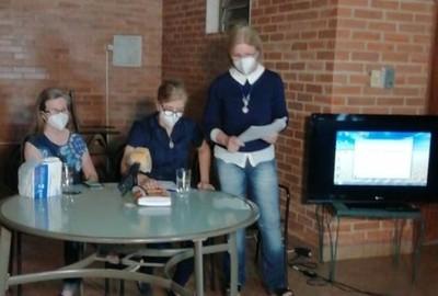 Familia Denis ruega por una prueba de vida y un canal de comunicación ante exigencias del EPP