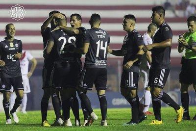 Olimpia vuelve a golear y viajará motivado para jugar la Libertadores – Prensa 5