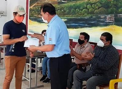 Pequeños ganaderos y cantereros de Vallemí reciben socorro financiero para chulear a la crisis
