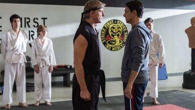 Cobra Kai, la serie que continúa la saga Karate Kid, tendrá temporada 3