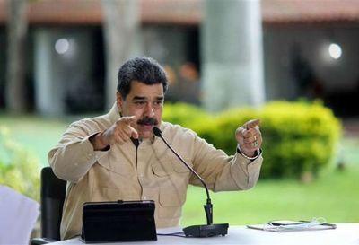 Maduro anuncia detención de