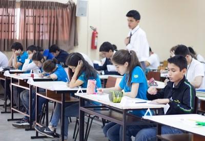 Estudio revela que 7 de cada 10 alumnos están por debajo del nivel de conocimiento mínimo