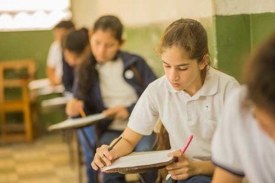 Según estudio, 7 de cada 10 estudiantes están por debajo del nivel de conocimiento mínimo