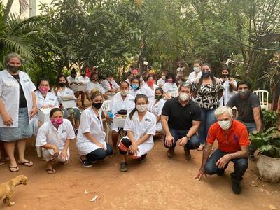 Alianza SINAFOCAL – MDS impulsa cursos de formación profesional para mujeres