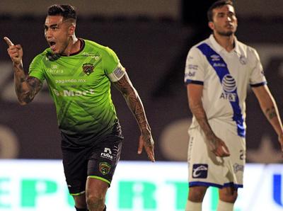 Darío Lezcano le da la victoria a Juárez
