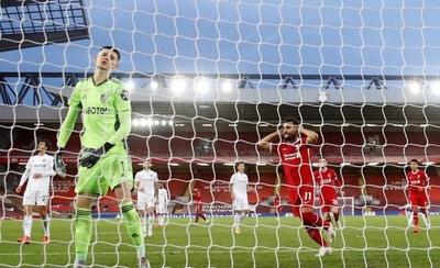 HOY / El Leeds de Bielsa exige a fondo al campeón Liverpool
