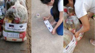 Preparan kits de alimentos exigidos por el EPP – Prensa 5