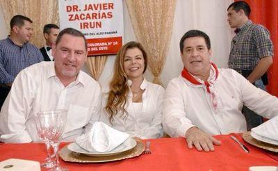 Buzarquis pedirá expulsión de Zacarías Irún para probar a colegas
