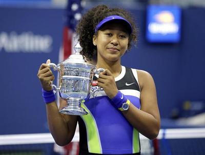 Osaka consigue su segundo título en el US Open 2020
