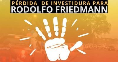 La Nación / Guaireños se pronuncian a favor de la destitución de Friedmann