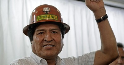 La Nación / Evo Morales, sin poder y ahora con graves denuncias en su contra