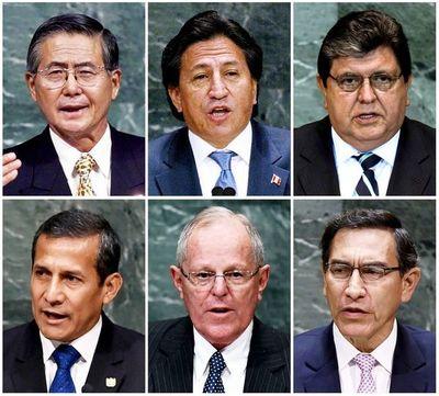 Presidente de Perú enfrenta destitución