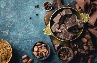 ¡Chocolate por el día!