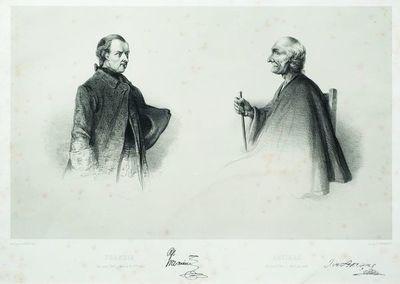 Un retrato y una conversación a la sombra del yvyrapytã: Alfred Demersay y José Artigas