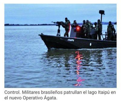 Brasil despliega Operativo Ágata en la Triple Frontera
