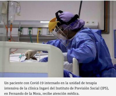 Coronavirus: Salud notificó otros 18 decesos y 813 nuevos infectados