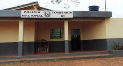 Casi media docena de presos se fugaron del calobozo de una comisaría en PJC