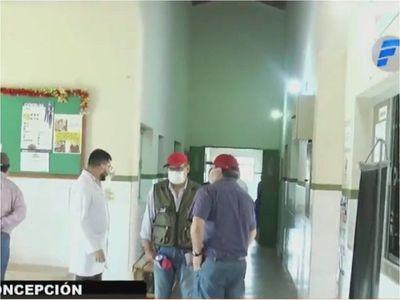 Yby Yaú: Piden al Gobierno culminar obras en centro de salud