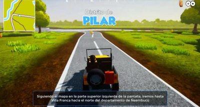 Juego interactivo incentiva el turismo en Ñeembucú