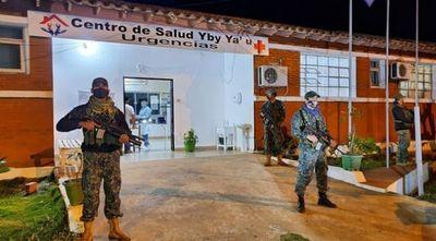 Piden al Gobierno culminar obras en centro de salud de Yby Yaú