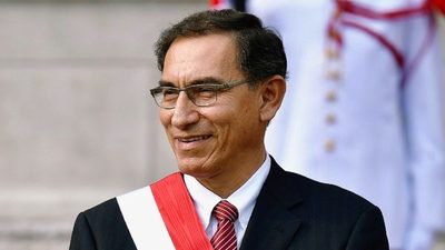 Presidente de Perú enfrentará juicio político en el Congreso