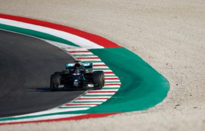 HOY / F1: Hamilton más líder tras lograr en Mugello su victoria 90