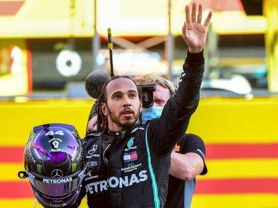 Hamilton llama a la puerta del 'Kaiser'