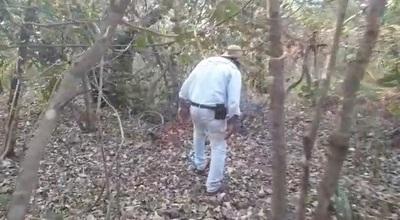 Indígenas buscan a secuestrados