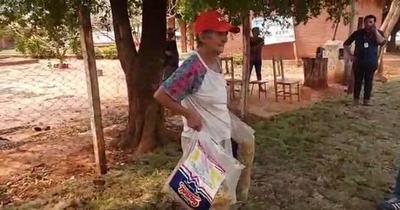 Líderes indígenas de Arroyito instaron a no recibir víveres producto de extorsión
