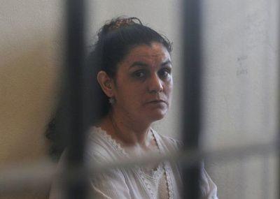 Internas del Buen Pastor exigen traslado de Carmen Villalba con manifestación pacífica
