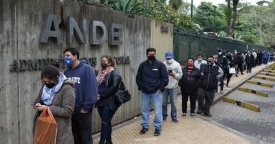 La Nación / Ande: facturas exoneradas ya alcanzaron US$ 70 millones