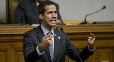 Venezuela: Juan Guaidó condena acciones del EPP y expresa solidaridad con Abdo
