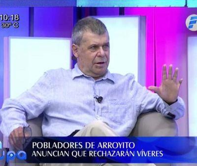 El atraso y la pobreza que afecta al Departamento de Concepción es consecuencia de la