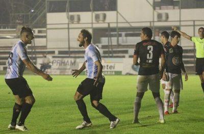 Guaireña golea a San Lorenzo