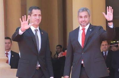 Juan Guaidó condena acciones del EPP en Paraguay