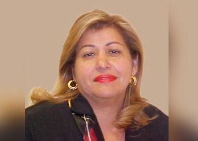 Falleció la exsenadora colorada Ada Solalinde de Romero