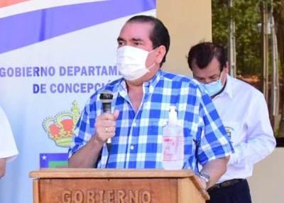 Gobernador de Concepción dice que al EPP se lo combate con presencia real del Estado
