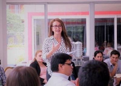 Sofia Sheid: «Paraguay debe estructurar la educación sobre tecnología»