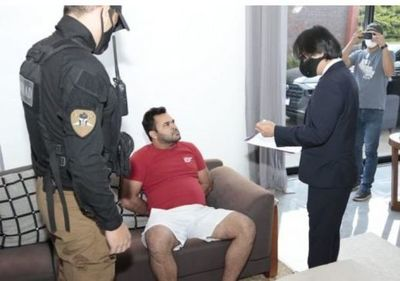 Imputan a empresario paraguayo que lavaba dinero de narcos brasileños