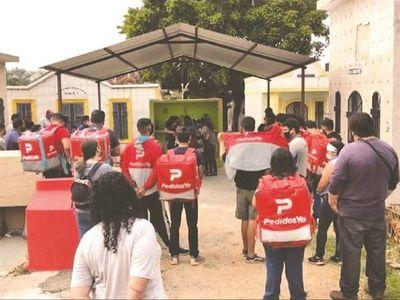 Piden justicia para delivery  que murió arrollado en Luque