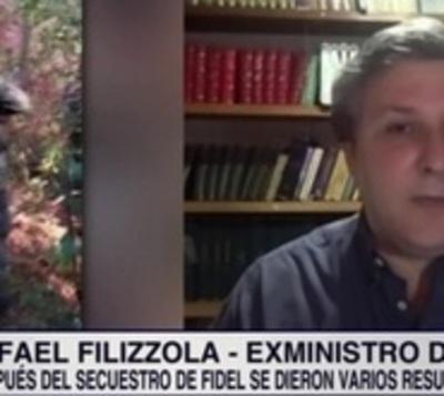 """""""La FTC está mal encarada"""", opina Rafael Filizzola"""