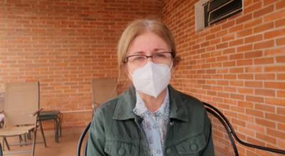 Beatriz Denis reitera pedido de comunicación con captores y una prueba de vida de su padre