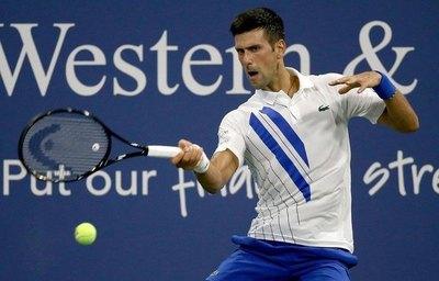 Djokovic llegó a Roma dispuesto a pasar página tras su expulsión del US Open