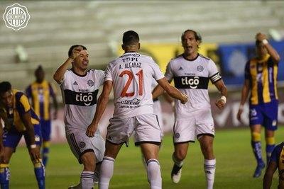 La duda y el once de Olimpia para medir a Santos