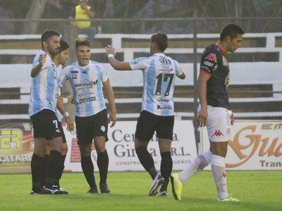 Guaireña apunta a la Sudamericana