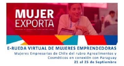 Invitan a rueda virtual destinada a mujeres emprendedoras