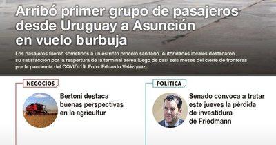 La Nación / LN PM: Las noticias más relevantes de la siesta del 14 de setiembre
